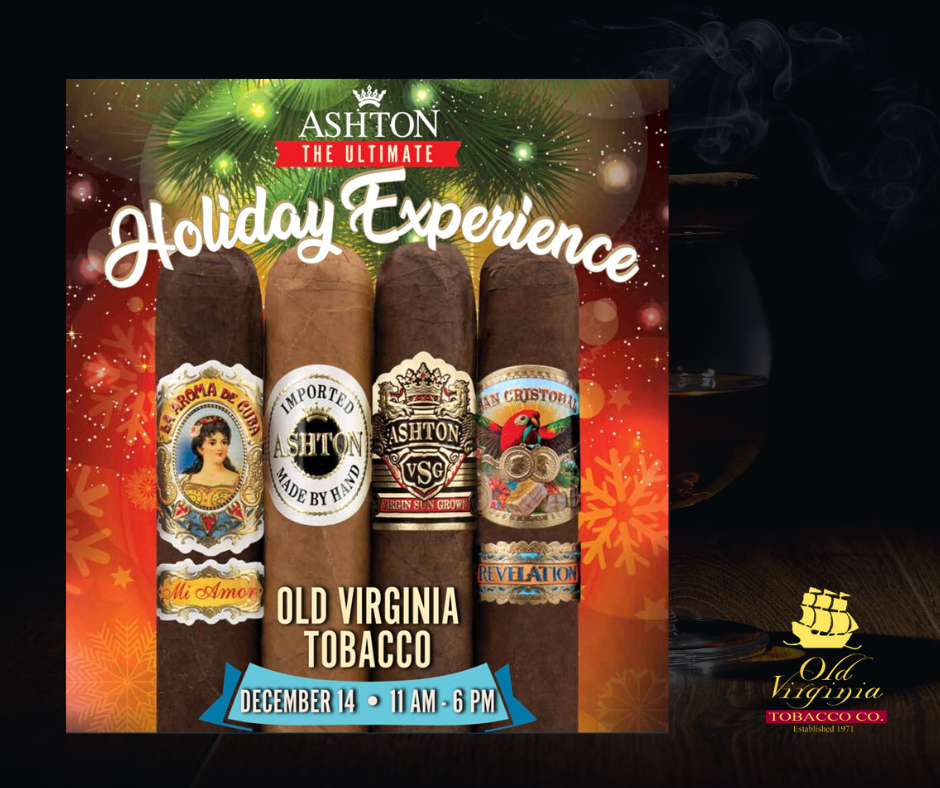 Join us for the Ashton Holiday Experience