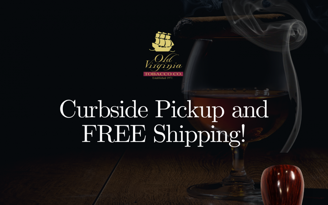 Curbside Pickup and FREE Shipping!
