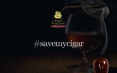 #savemycigar