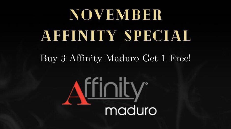 November Affinity Special
