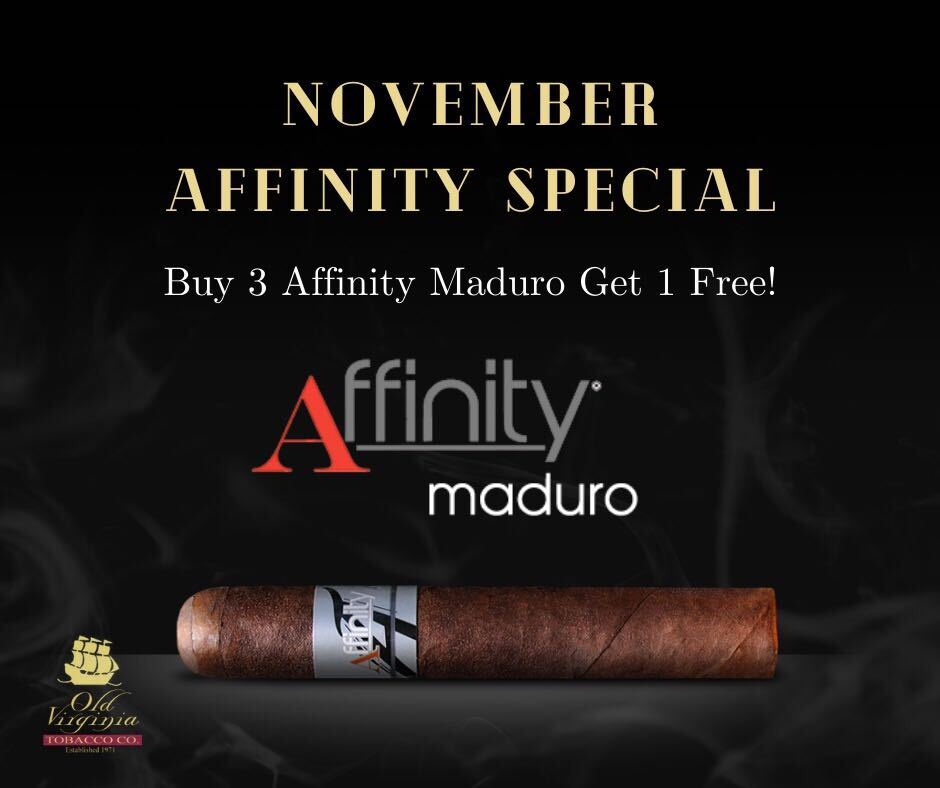 November Affinity Special