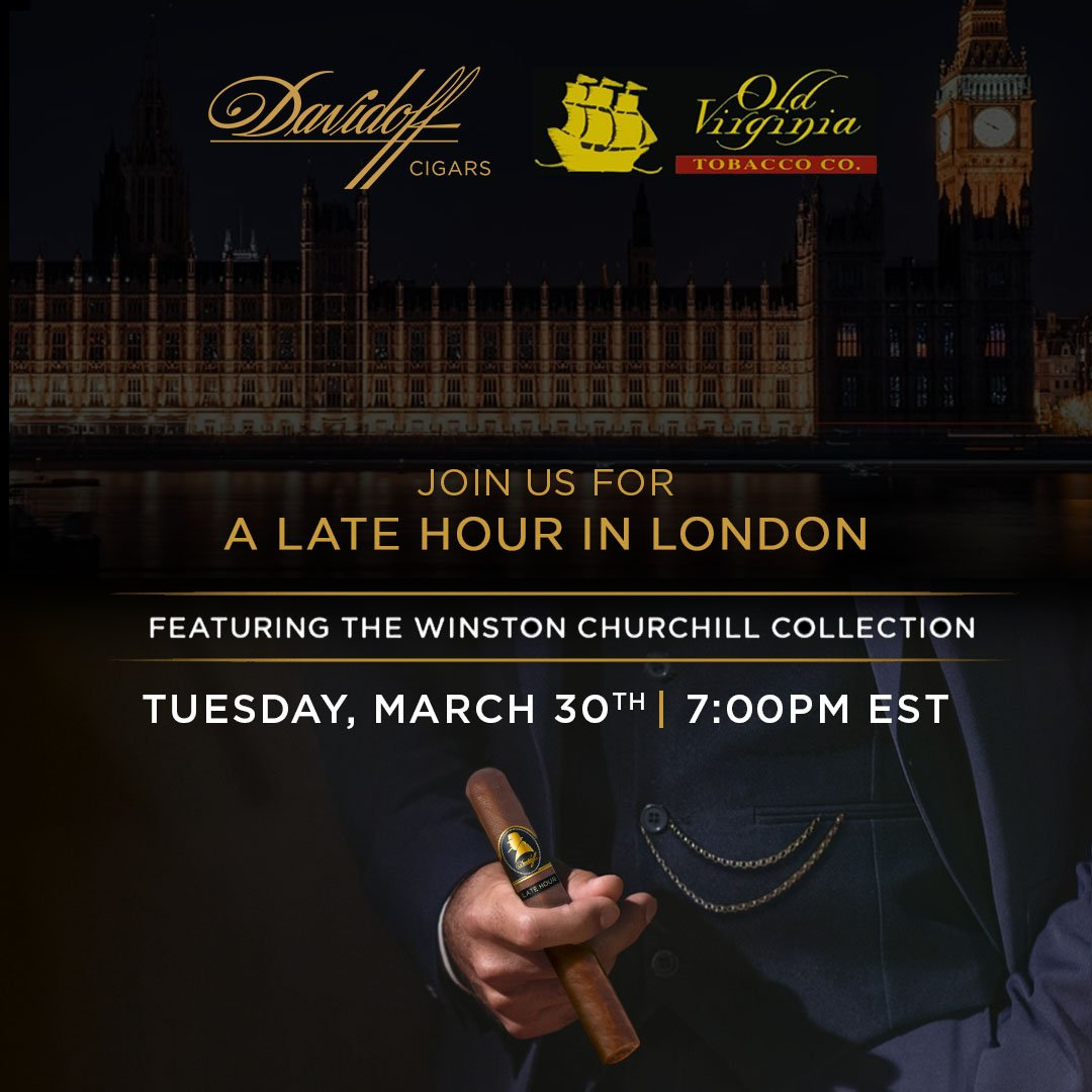 A Late hour in London – March 30