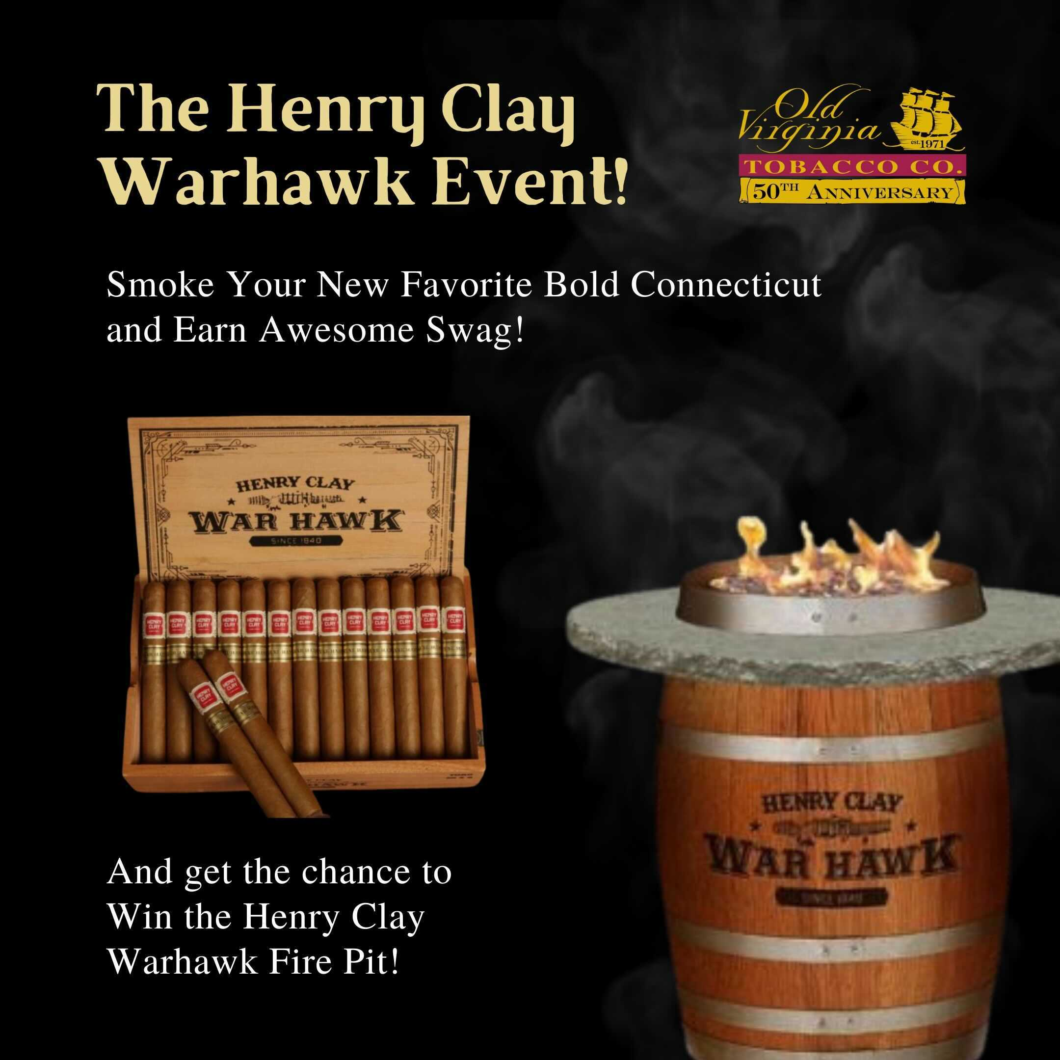 The Henry Clay Warhawk Event!